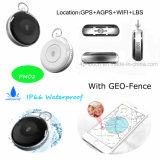 Mini traqueur de vente chaud de GPS avec GPS+Agps+Lbs+WiFi Pm02