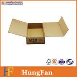 Коробка подарка упаковки бумаги Eco содружественная Kraft для электронных продуктов