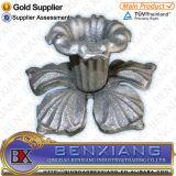 錬鉄の鋳造物鋼鉄花