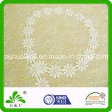 Annehmbare grosse Blumen-Muster-Polyester-Stickerei-Spitze