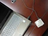 Support multifonctionnel de table d'étalage d'alarme de garantie pour l'ordinateur portatif