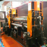 3개의 롤러 아크는 격판덮개 회전 기계를 조정한다