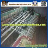 区分で使用されるステンレス鋼の装飾的な網