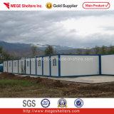 임시 사무실을%s Prefabricated 움직일 수 있는 모듈 콘테이너 집