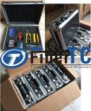 Kits d'utilitaires de câble fibre optique de FTTH