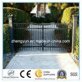 金属のゲートの倍の振動ゲートデザイン