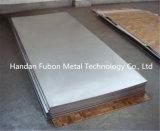 よい価格のHandan Fubonの金属99.9%の純粋なチタニウムシート