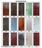 Дверь отлитая в форму HDF Bifold (отлитая в форму дверь)