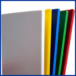 Placa da espuma do PVC Celuka para o material de construção