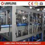 Автоматический завод машины завалки минеральной вода бутылки