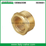 Ajustage de précision en laiton de chapeau de qualité d'OEM&ODM/ajustage de précision de fiche (AV-BF-7043)