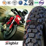 4.10-18 motocicleta coloreada de cuatro neumáticos para la venta