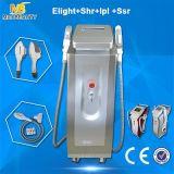 Máquina ligera vertical del rejuvenecimiento de la piel de E IPL RF Shr (Elight02)