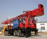 1000mの深さの井戸の掘削装置はSTEYRのブランドのトラックに取付けた