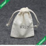 Le pli de sacs d'emballage met en sac des sacs de coton