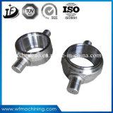 熱いOEMおよびカスタマイズされた炭素鋼またはアルミ合金はまたはまたは冷たい鍛造材の部品停止するか、または金属をかぶせる