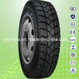 Neumático sin tubo 275/70r22.5 del carro radial resistente