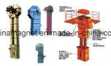 Td Type Belt Elevador / Transportador / Elevador de elevação de balde para Indústria de Reciclagem de Pneus Usados