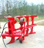 Arado reversible hidráulico (arado)