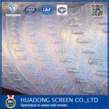 "AISI 304 6 "" 지구열학적인 우물을%s 5/8의 1.0mm 슬롯 브리지 슬롯 스크린"