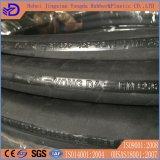 Manguito de alta presión flexible del caucho del petróleo de la fábrica
