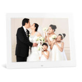 Qualität 12.1inch TFT LED HD Multi-Media Digital Foto Frame (HB-DPF1204)