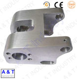CNCはアルミ合金のステンレス鋼カスタマイズされた機械化Fをカスタマイズした