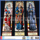 Stained Glass (vidrio decorativo) con el certificado del CE (EGST009)