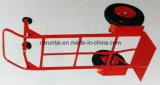 Carro da mão de quatro rodas/caminhão de mão/trole da mão