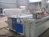 Blauer Lack-gute Qualität zwei Schicht-Luftblase-Film-Herstellung-Maschine