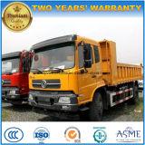 volquete 4X2 de 240HP Dongfeng 15cbm 15 toneladas de carro de descargador para la venta