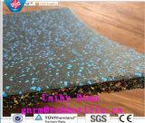 Plancher de gymnase/étages de gymnastique/couvre-tapis de verrouillage plancher de gymnastique/plancher en caoutchouc en caoutchouc extérieur du plancher EPDM