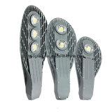 150watt Brideglux 높은 밝은 칩 및 보장 3 년을%s 가진 산업 라켓 모양 LED 가로등