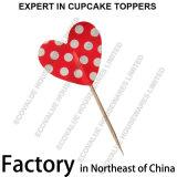 Toothpick флага, изготовленный на заказ экстраклассы пирожня экстракласса торта, ручки коктеила