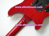 Guitarra eléctrica del estilo de las bandas de la música de Afanti (APR-849)