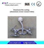 Части впрыски давления точности алюминия/цинка/Zamak легирующего металла Customerized