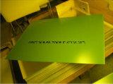 Grüne Resine positive PS Platte