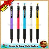 Stylo à bille en plastique personnalisé en plastique, stylo de bureau (TH-pen012)