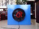 El extractor con la agua caliente para el invernadero de la calefacción