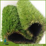 4つの調子のファイバーの庭の裏庭の装飾の保証8年のの人工的な景色の草