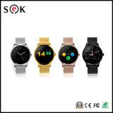 1.22インチK88hのアンドロイドおよびIosのためのスマートな腕時計サポート心拍数のモニタのWiFiのスマートな腕時計