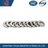 분명히 도금되는 M1.6 M1.7 아연 또는 편평한 세탁기 ISO7089 DIN125A