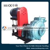 Bomba de China com a bomba centrífuga resistente da pasta da movimentação do motor de Zv para aplicações da pedra saliente da mineração