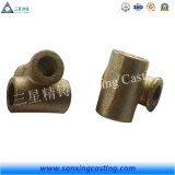 高精度のカスタムステンレス鋼の鋳造
