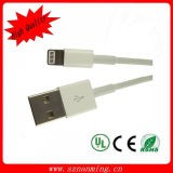 Cable del USB con la sinc. de los datos y cable de carga para iPhone5 (NM-USB-004)