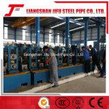 秒針の穏やかな鋼鉄溶接された管製造所ライン