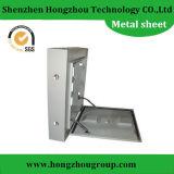 Fabricação do frame do metal de folha para componentes da máquina