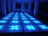 T段階の装飾のためのきらめく星の照明効果LEDの星の床