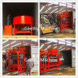 Macchina concreta automatica calda del mattone di vendita Qtj4-25