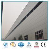 Edificio ligero prefabricado del acero/del metal del calibrador para la venta
